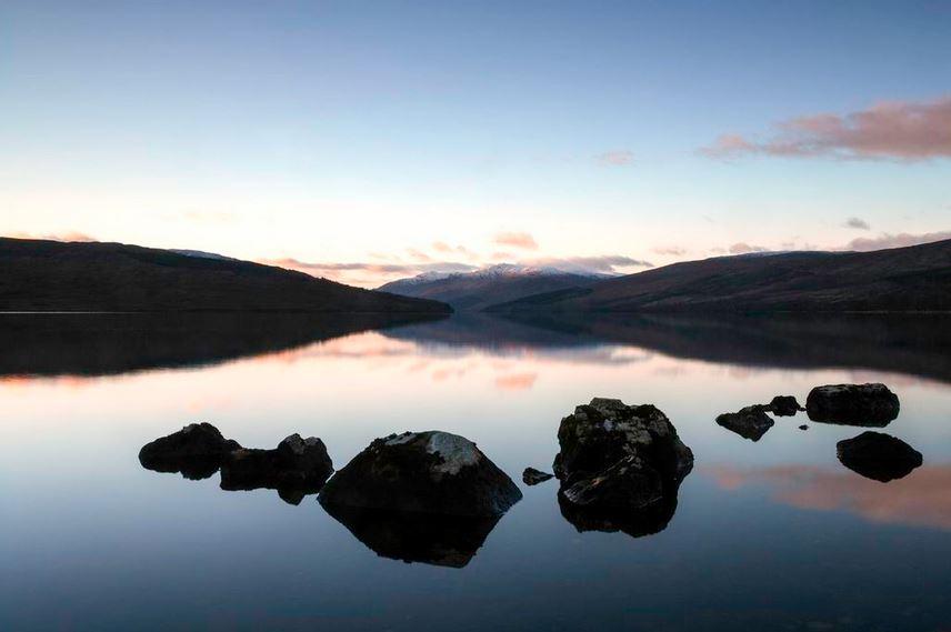 Loch Arkaig.