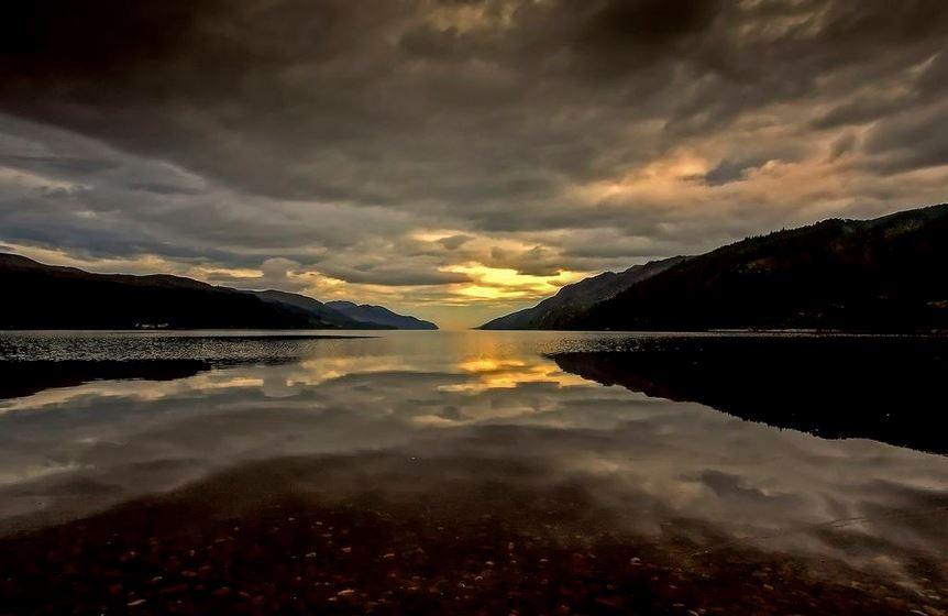 Loch Ness, Fort Augustus.